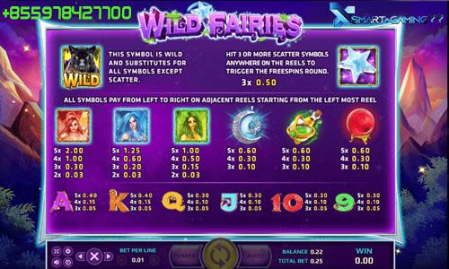 Daftar Joker Gaming Game Wild Fairies Terbaru