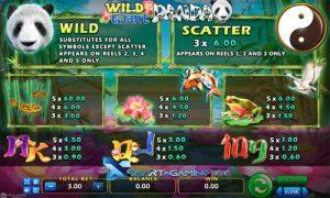 Slot Wild Giant Panda